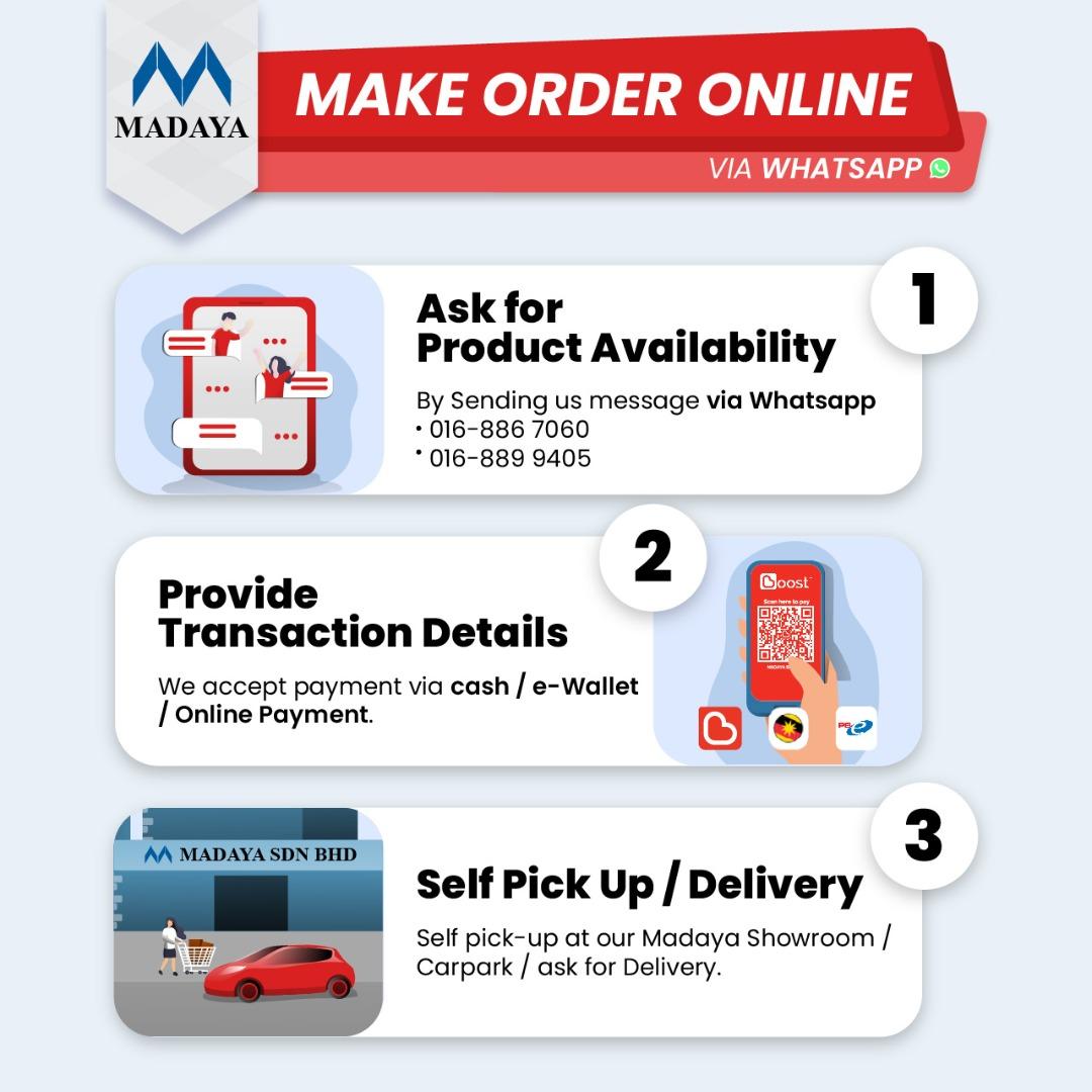 Order Madaya online now!