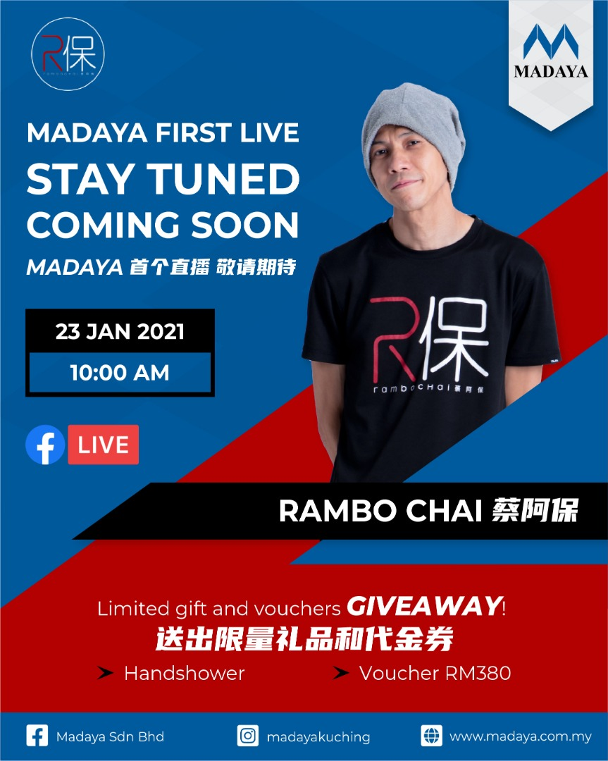 【Watch live & Win 𝐠𝐢𝐟𝐭𝐬 and 𝐯𝐨𝐮𝐜𝐡𝐞𝐫𝐬】