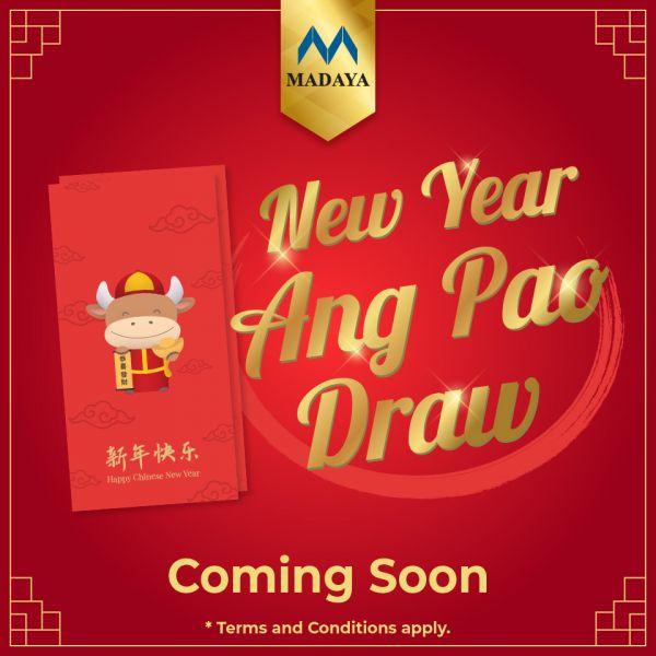 New Year Ang Pao Draw