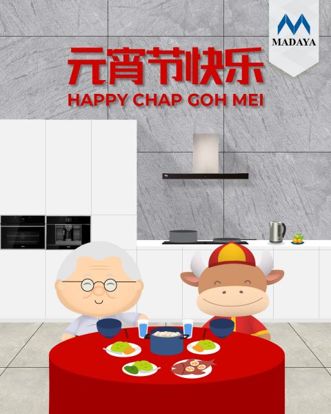 Chap Goh Mei 2021