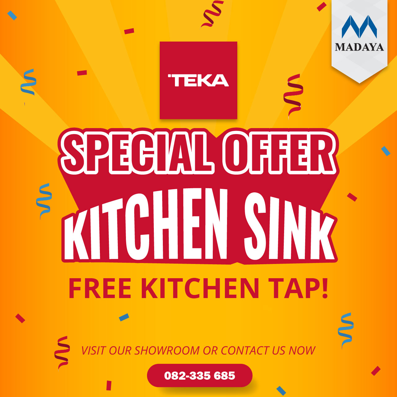 TEKA MARCH PROMOTION