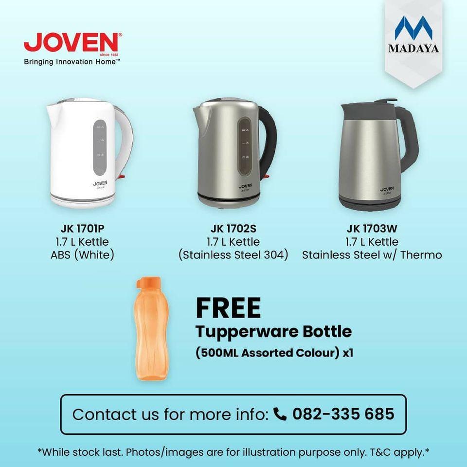 Buy JOVEN get FREE GIFT!