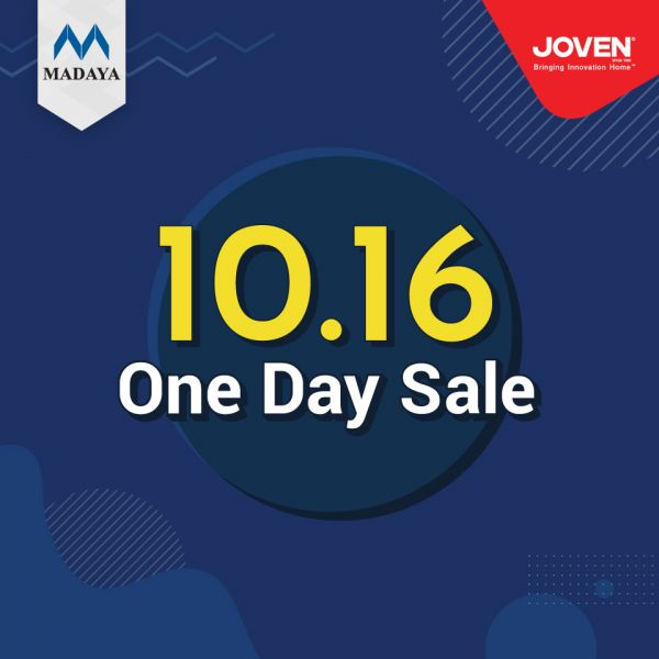 JOVEN one day sales!