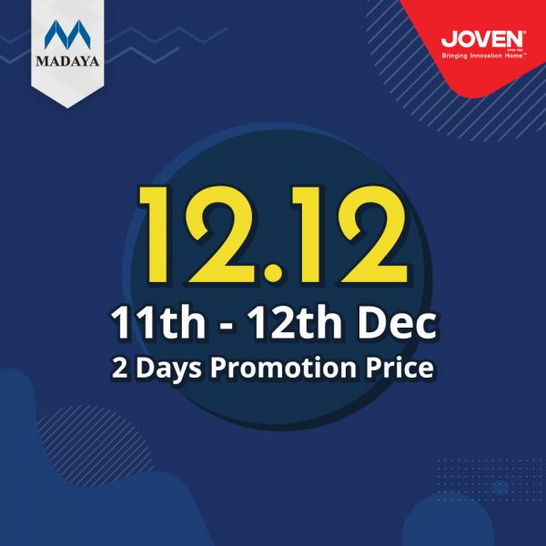 1212 Joven Promotion Sales