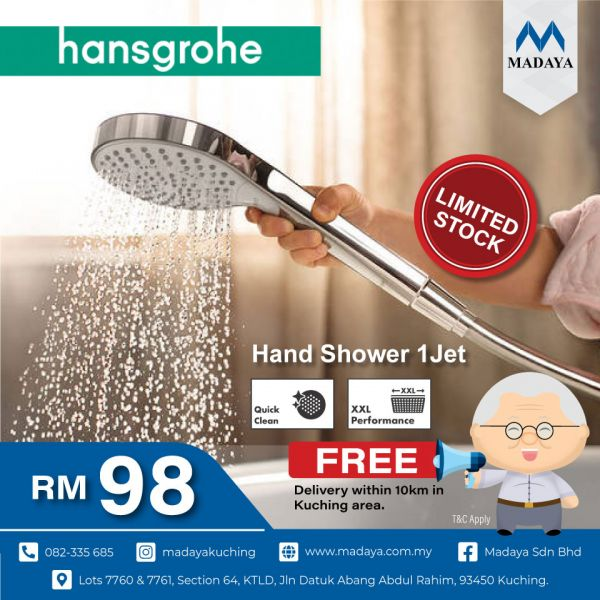 Hand Shower - Best Price & Promotion in Kuching