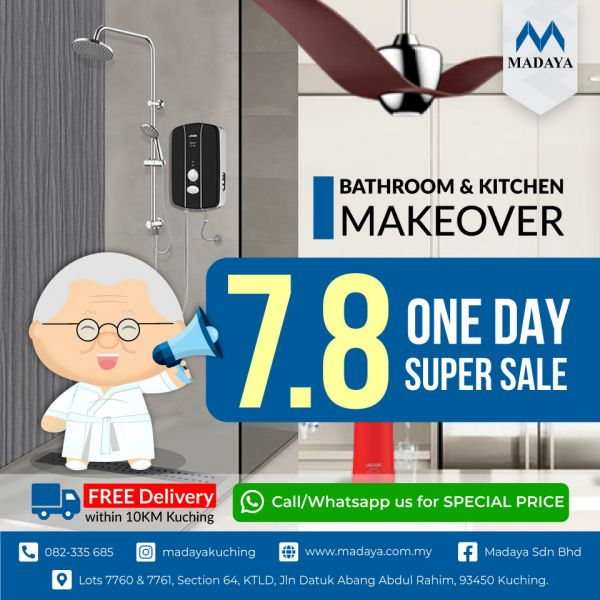 7.8 One Day Sale