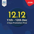 1212 Joven Promotion Sales